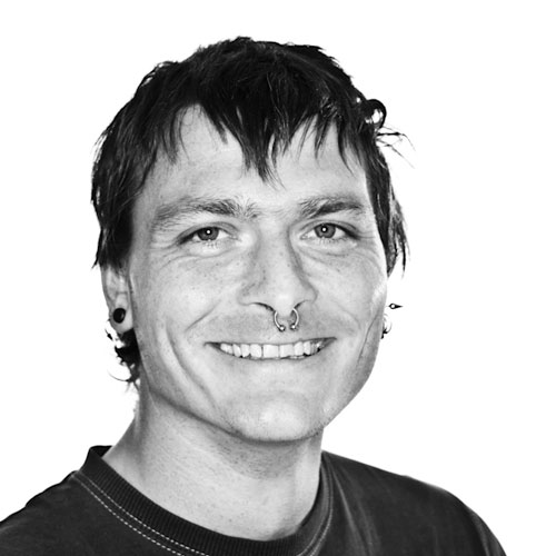 Grafiker Christian Rödiger